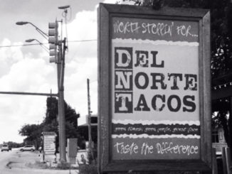 Del Norte Tacos located in Godley, Texas, on Highway 171 between the town of Cresson and Cleburne. (Photo by Steve Stevens)