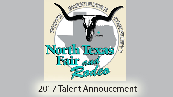 North Texas Fair And Rodeo Announces Blockbuster Talent